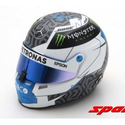 Casque Helmet 1/5 Valtteri Bottas Mercedes F1 2020 Spark S5HF039