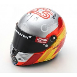 Casque Helmet 1/5 Carlos Sainz McLaren F1 2020 Spark S5HF043