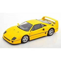 Ferrari F40 1987 Yellow KK Scale KKDC180692