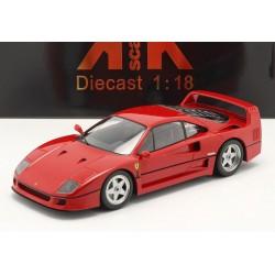 Ferrari F40 1987 Red KK Scale KKDC180691