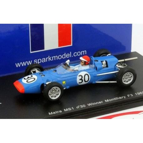 Matra MS1 Formule 3 Montlhery 1965 Jean-Pierre Jaussaud Spark SF056