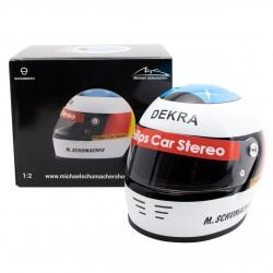 Casque Helmet 1/2 Michael Schumacher F1 Spa Francorchamps 1991 Schuberth