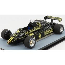 Lotus 91 11 F1 Grand Prix de Monaco 1982 Elio De Angelis Tecnomodel TM18-174C