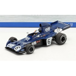 Tyrrell Ford 006 6 F1 1973 François Cevert MCG MCG18601