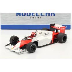 McLaren MP4/2B 1 F1 Pays-Bas 1985 Niki Lauda MCG MCG18607