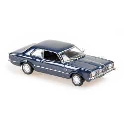 Ford Taunus 1970 Dark Blue Maxichamps 940081302