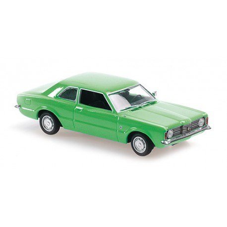 Ford Taunus 1970 Green Maxichamps 940081304