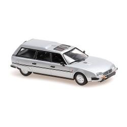 Citroen CX Break 1982 Blue Metallic Maxichamps 940111411