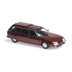 Citroen CX Break 1982 Red Metallic Maxichamps 940111410