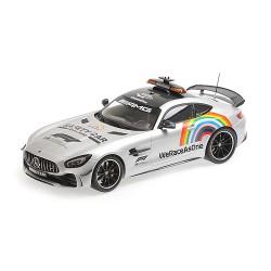 Mercedes AMG GTR Safety Car Formule 1 2020 Minichamps 155036092