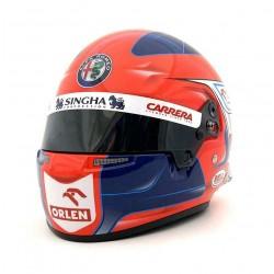 Casque Helmet 1/2 Robert Kubica F1 2021 Test Bell