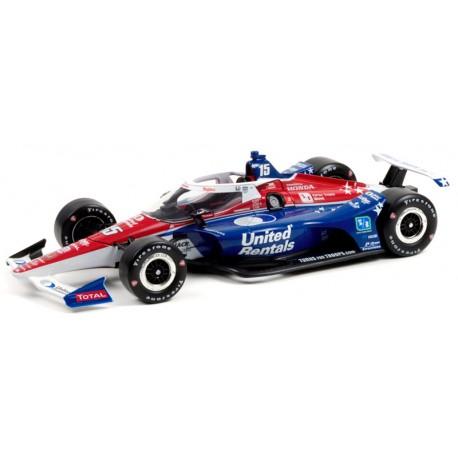 Honda Letterman Lanigan Racing 15 IndyCar Series 2021 Graham Rahal Greenlight GL11114