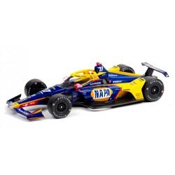 Honda Napa Auto Parts 27 IndyCar Series 2021 Alexander Rossi Greenlight GL11110