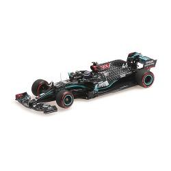 Mercedes F1 W11 EQ Performance 44 F1 Winner Toscane Mugello 2020 Lewis Hamilton Minichamps 410200944