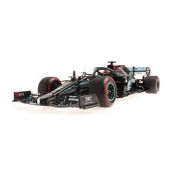 Mercedes F1 W11 EQ Performance 63 F1 Grand Prix de Sakhir 2020 George Russell Minichamps 110201663