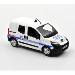 Peugeot Bipper Police Municipale 2009 White Norev 479869