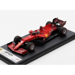 Ferrari SF21 16 F1 Grand Prix de Bahrain 2021 Charles Leclerc Looksmart LSF1035