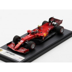 Ferrari SF21 55 F1 Grand Prix de Bahrain 2021 Carlos Sainz Jr Looksmart LSF1036