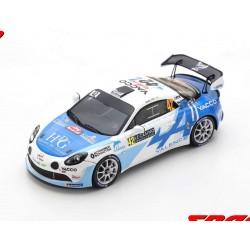 Alpine A110 RGT 42 Rallye Monte Carlo 2021 3ème RGT Robert - Duval Spark S6577