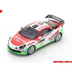 Alpine A110 RGT 45 Rallye Monte Carlo 2021 Baffoun - Dunand Spark S6579