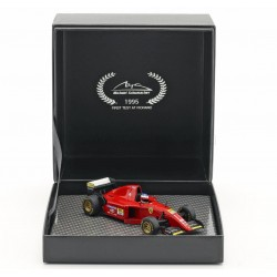 Ferrari 412 T2 F1 Test Fiorano 1995 Michael Schumacher IXO MS-F412-95T