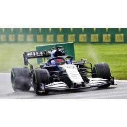 Williams Mercedes FW43B 63 F1 2ème Grand Prix de Belgique 2021 George Russell Minichamps 117211363
