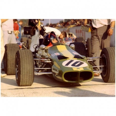 Lotus 59 F3 Montlhéry 1969 Winner Emerson Fittipaldi Spark S4278