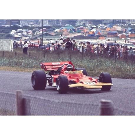 Lotus 72C F1 Pays-Bas 1970 Winner Jochen Rindt Spark S4280