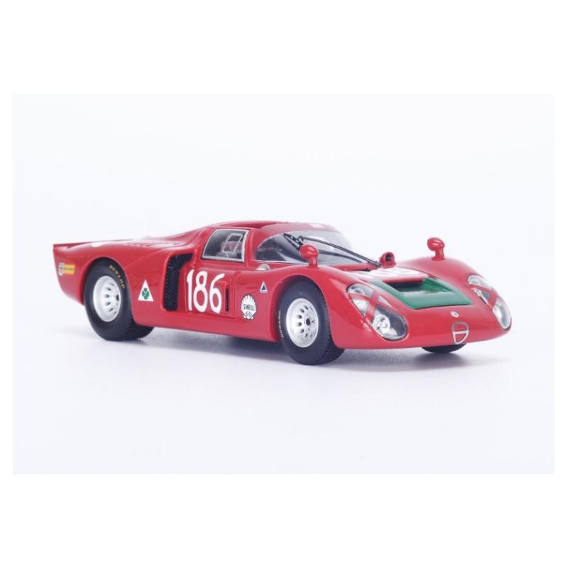 Alfa Romeo T33/2 186 Targa Florio 1968 Spark S4874