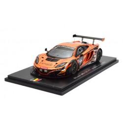 McLaren MP4/12C GT3 77 24 Heures de Spa-Francorchamps 2013 Spark SB057