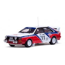Audi Quattro Rally 11 Rallye de Monte-Carlo 1982 Cinotto - Radaelli Sunstar SS4199
