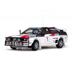 Audi Quattro A1 1 Safari Rallye 1983 Mouton - Pons Sunstar SS4227