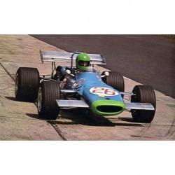 Matra MS7 F2 Allemagne 1969 Winner Henri Pescarolo Spark S4290