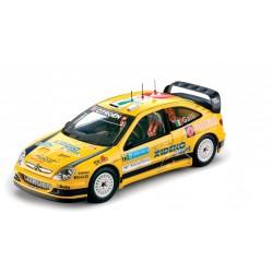 Citroen Xsara WRC 25 Rallye de Suède 2007 Galli - Bernachini Sunstar SS4427