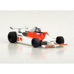 McLaren M29 F1 Allemagne 1979 Patrick Tambay Spark S4296