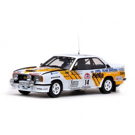 Opel Ascona 400 Rally 14 Rallye des Milles Lacs 1980 Johansson - Spjuth Sunstar SS5354