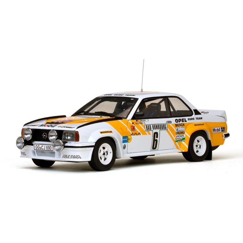 opel ascona 400 6 rallye de monte carlo 1981 kleint wanger sunstar ss5366 miniatures minichamps. Black Bedroom Furniture Sets. Home Design Ideas