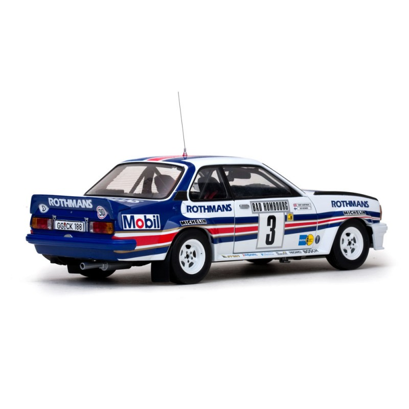 opel ascona 400 3 rallye de monte carlo 1983 vatanen harryman sunstar ss5369 miniatures. Black Bedroom Furniture Sets. Home Design Ideas