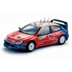 Citroen Xsara 4 Rallye d'Argentine 2004 Sainz - Marti Sunstar SS4409