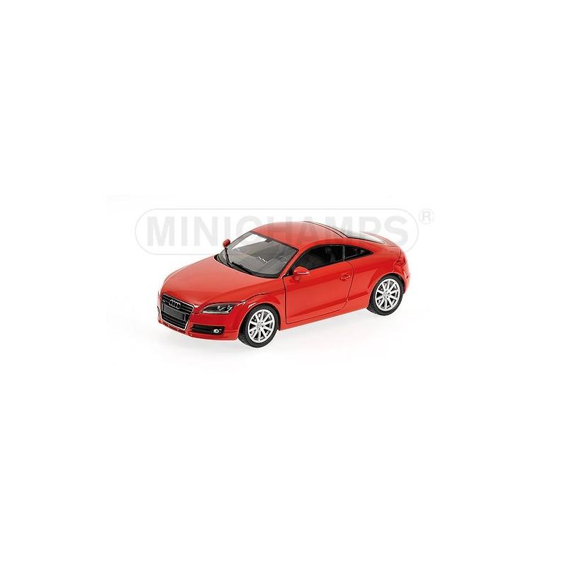 audi tt 2006 rouge minichamps 100015021 miniatures. Black Bedroom Furniture Sets. Home Design Ideas