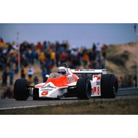 McLaren M30 F1 Pays-Bas 1980 Alain Prost Spark S4299