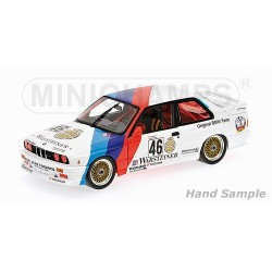 BMW M3 46 WTCC 1987 Minichamps 180872046