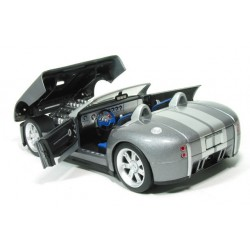 Ford Shelby Cobra 2004 Silver Hotwheels MG7220