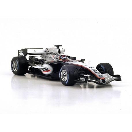 McLaren MP4/20 F1 Angleterre 2005 Juan-Pablo Montoya Spark S4304