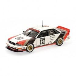 Audi V8 Quattro 2 DTM 1991 Hubert Haupt Minichamps 100911002