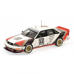 Audi V8 Quattro 44 DTM 1991 Frank Jelinski Minichamps 100911044