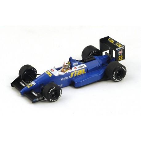 Rial ARC1 F1 Belgique 1988 Andrea de Cesaris Spark S4311