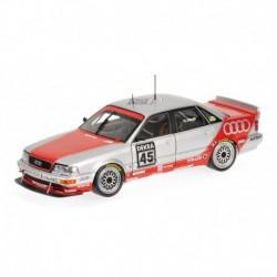 Audi V8 Quattro 45 DTM 1992 Hubert Haupt Minichamps 100921045