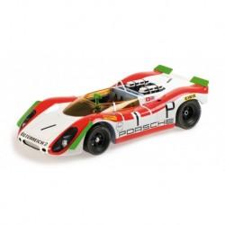Porsche 908 02 Spyder 1 Nurburgring 1969 Redman - Siffert Minichamps 107692001