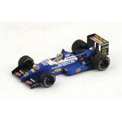 Rial ARC1 F1 Japon 1988 Andrea de Cesaris Spark S4314